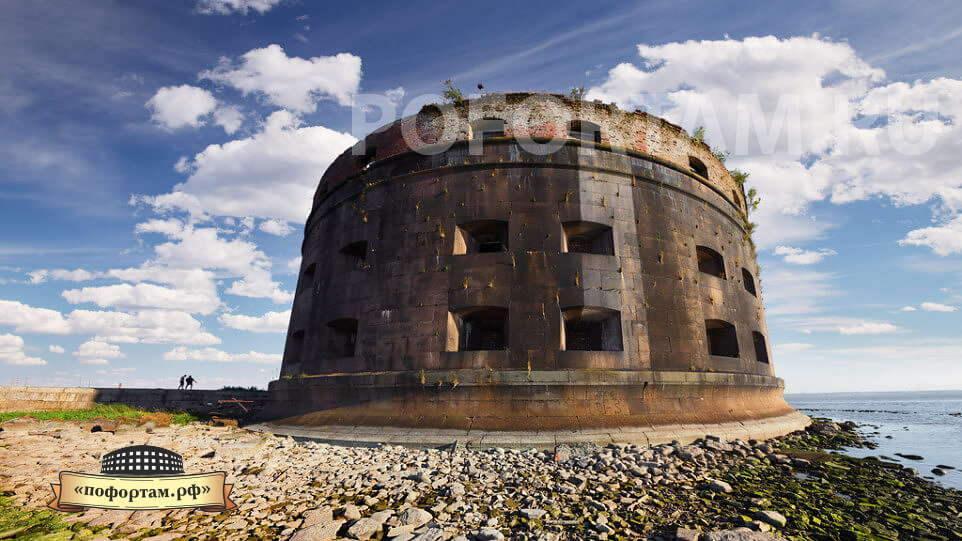 Красивейший форт Александр 1
