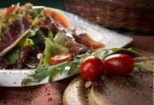 Фотосъёмка блюд для меню кафе «Каштан» в Кронштадте